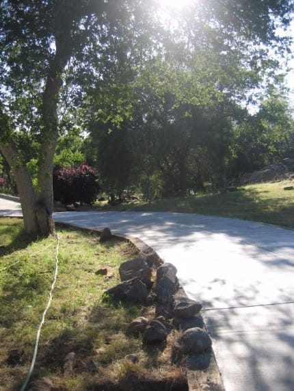concrete driveway resurfacers tracy ca
